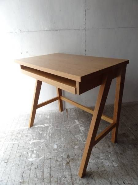 Nordic Desk unicoウニコSTUDIOPCデスク机 北欧無印 インテリア 雑貨 家具 Modern ¥1000yen 〆06月26日