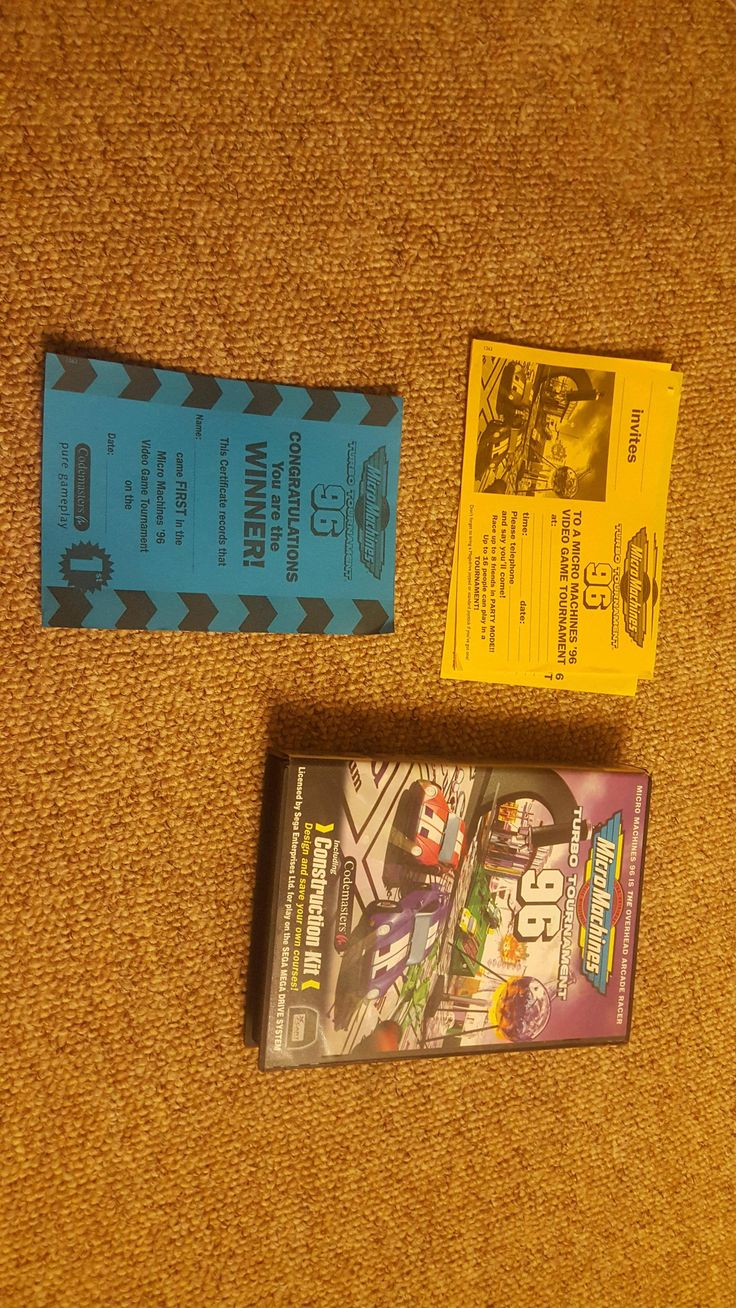 X99 micro2 micro atx desktop motherboard w intel x99 chipset ebay - Found My Old Copy Of Micro Machines And It Has A Certificate And Tournament Invites Included