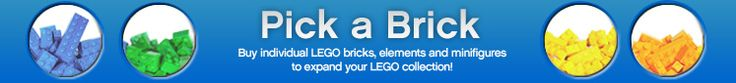 Love this- you can buy Legos individually! This is great for when you lose that one key piece ❤️