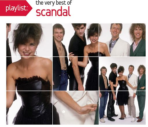 Greatest Hits Featuring Scandal Patty Smyth: I LOVE Patty Smyth! Scandal;Patty Smyth
