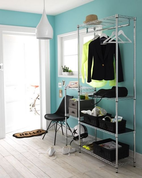 18 best id es rangement images on pinterest creative storage personal stylist and light fixtures. Black Bedroom Furniture Sets. Home Design Ideas