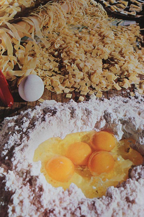 Pasta Casalinga all'Uovo