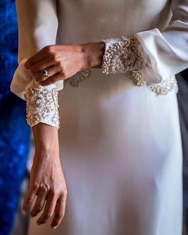 54 best Vestidos madrina images on Pinterest   Long gowns, Bridal ...