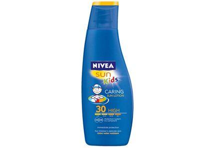 Nivea - Nivea Sun Pure & Sensitive Lotion sk 30 -aurinkosuojaemulsio 200 ml