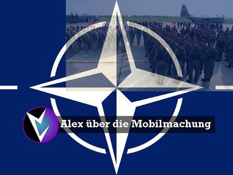 Alex über die Mobilmachung der NATO