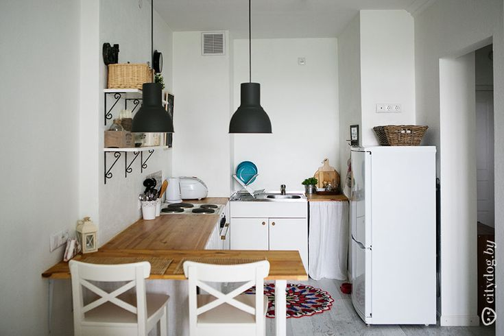 Квартиросъемка: бюджетная «однушка», где вместо кухни – еще одна спальня - citydog.by  | журнал о Минске