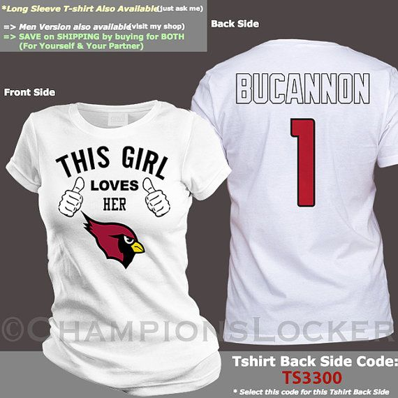 d7edc55da Arizona Cardinals Shirt football shirt football by ChampionsLocker ...