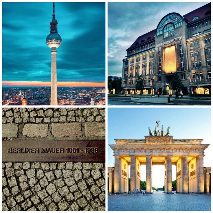 'Sind Sie ein Berliner?' Een stad die je een keer gezien moet hebben is het Duitse Berlijn! In deze stad proef je de cultuur, maar je vindt er ook een groot aanbod aan winkels, restaurants, mooie parken en prachtige architectuur. Bovendien is het dit jaar precies 25 jaar geleden dat de Muur viel. Zeker een bezoekje waard dus! #Decembervoordeel