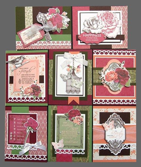 Discover Ideas About Card Making Kits