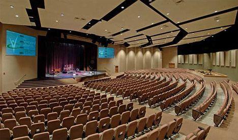 The Vineyard Church Auditorium