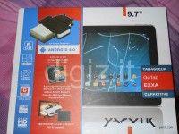 tablet yarvik 10 pollici wi fi 220,00 euro