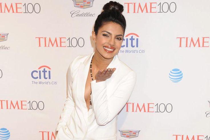 Priyanka Chopra at Times 100 gala