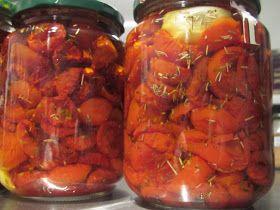Tomates Secos al Horno - Conserva
