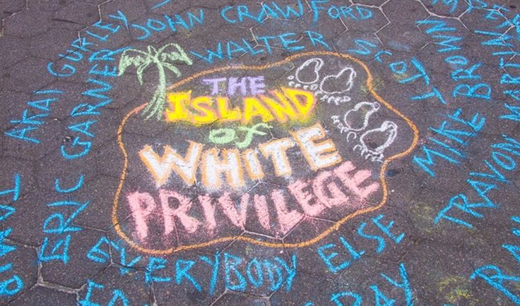 White privilege is like the air we breathe: We don't really know it's around us unless it's unavailable. For those who don't have access to it, it is very real, pervasive, and harmful. White people, however,often need to hear some examples of white