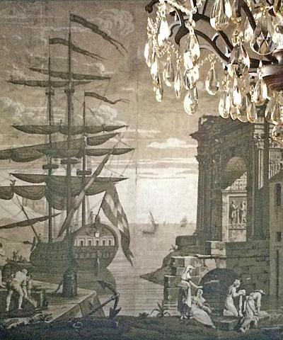 876 best antique wallpaper scenes anew images on pinterest