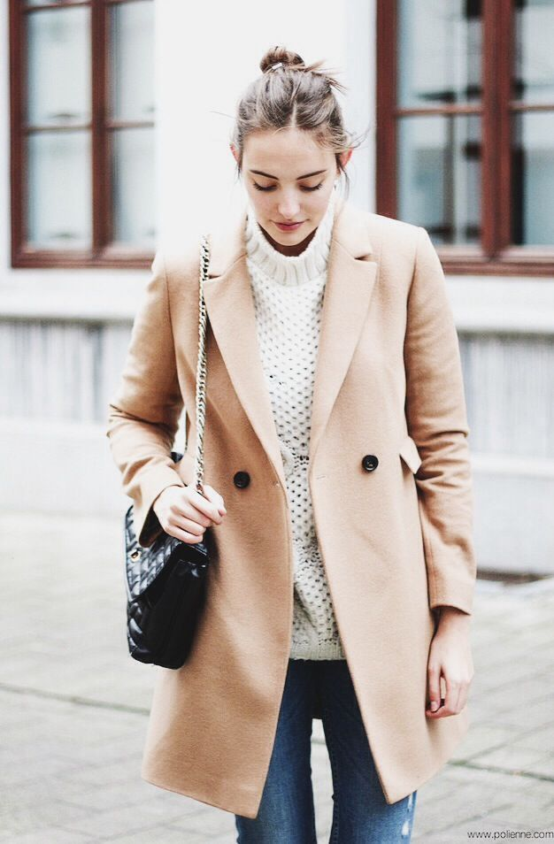 f965fbd21cc861 Polienne   a personal style diary: CAMEL COAT   coats   Fashion ...