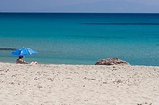 Mikri Vigla, Naxos Greece