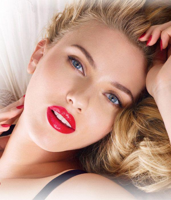 Scarlett Johansson en una imagen de la campaña de Dolce.