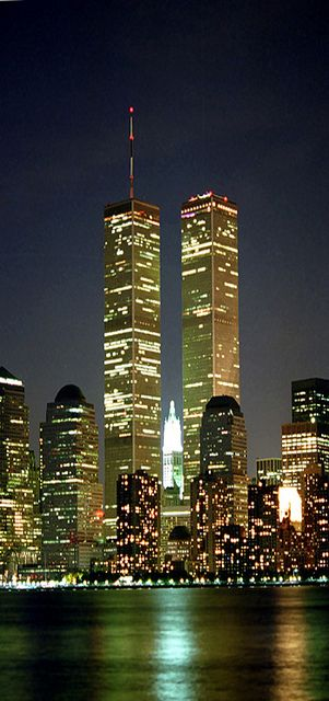 World Trade Center. Never Forget...I will never be able to show these to you in person, it is sad that they were taken away from us, but an important memory none-the-less