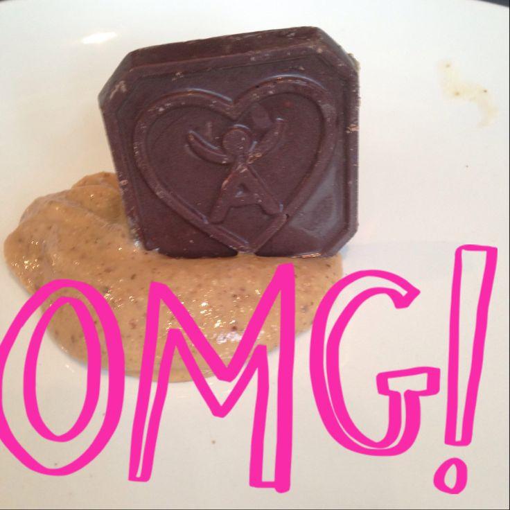 Who likes chocolate and PB!!!