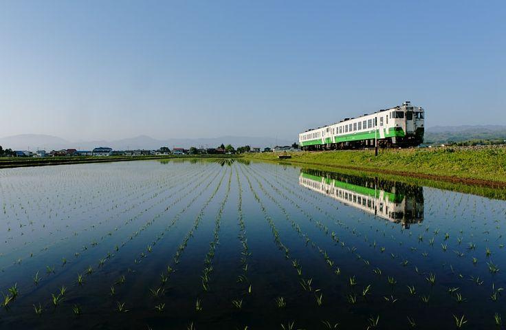Reflect2 - Aizu,Fukushima,Japan