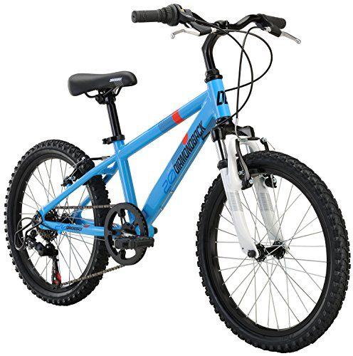 "Diamondback Bicycles Octane 20 Kid's Mountain Bike, 20"" Wheels, Blue http://coolbike.us/product/diamondback-bicycles-octane-20-kids-mountain-bike-20-wheels-blue/"