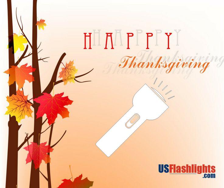 Happy Thanksgiving to all... #flashlight #thanksgiving #offers #celebrations #branding #usa