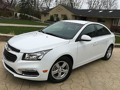 awesome 2015 Chevrolet Cruze LT - For Sale