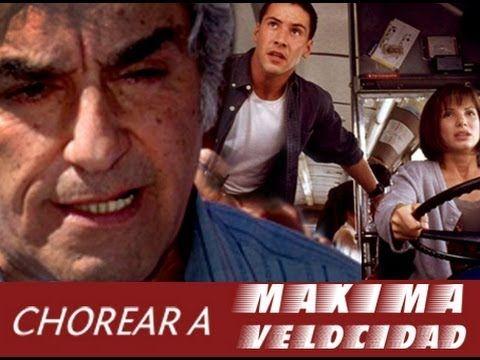 Trailer pelicula: CHOREAR A MAXIMA VELOCIDAD (Con Sandra Bullock y Keanu Reves) - http://hagsharlotsheroines.com/?p=81847