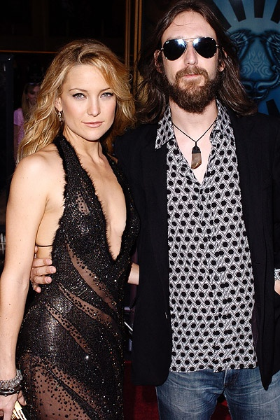Kate Hudson & Chris Robinson (2000-07)