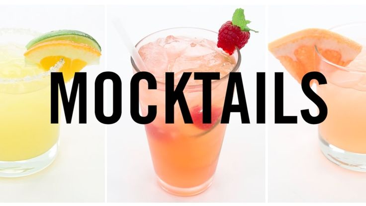 Drinks don't have to be alcoholic to taste like a refreshing cocktail. Whether you're a momma-to-be or looking for something lighter, try these three Fruity Mocktails that are just as delicious! Featuring margarita, paloma, and mojito alternatives, these recipes mix ingredients ranging from lemon-lime soda to fruit juices, that bring refreshing to a whole new level.