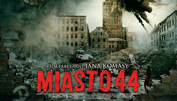 """""""Miasto 44"""".It's a polish movie about war and uprising.It's brutal,but these events were unfortunately true."""