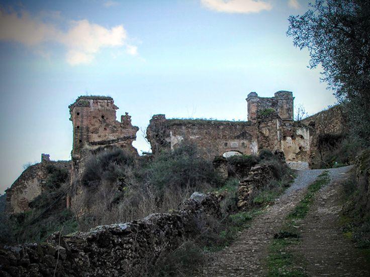 Convento de San Onofre la Lapa. #Convento #Convent #ruinas #Ruins #Art #Arte