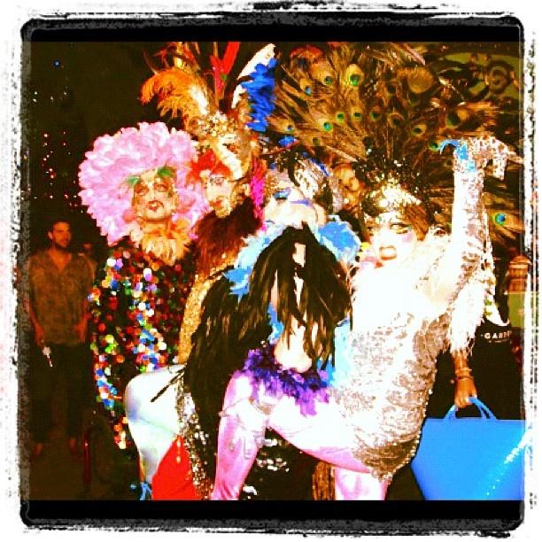 "@georgipaech's photo: ""The lovebirds - what an amazing performance #goud #adlfringe"""