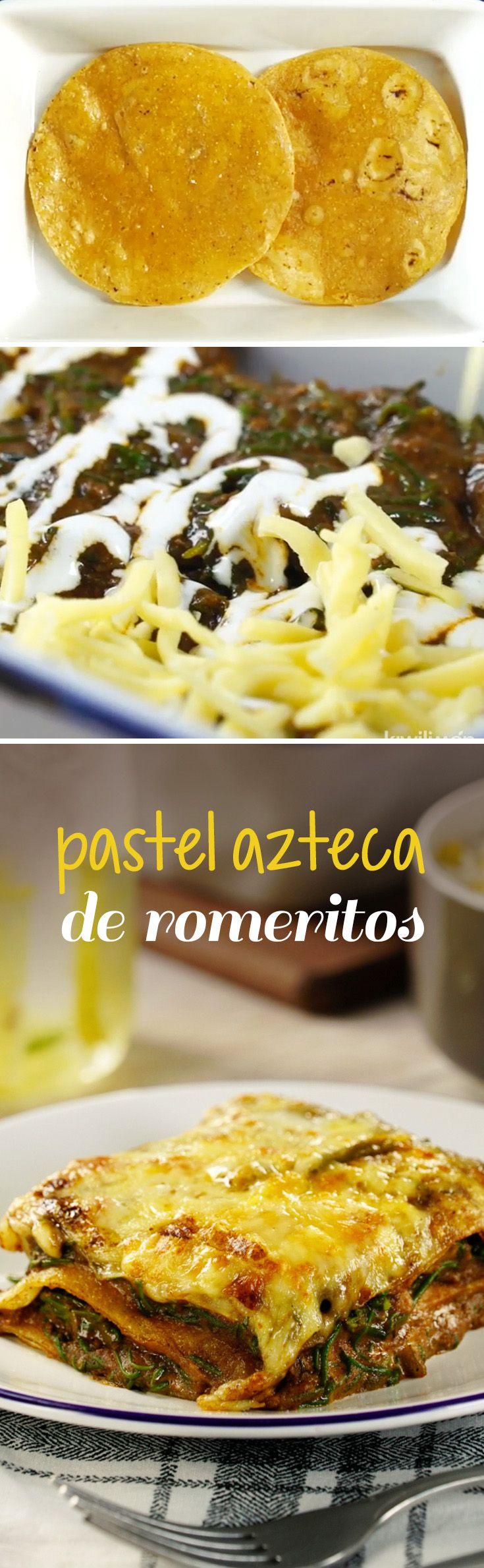 Receta de romeritos con tortillas de maíz y queso que forman un delicioso platillo para aprovechar los romeritos que te sobraron en el recalentado.