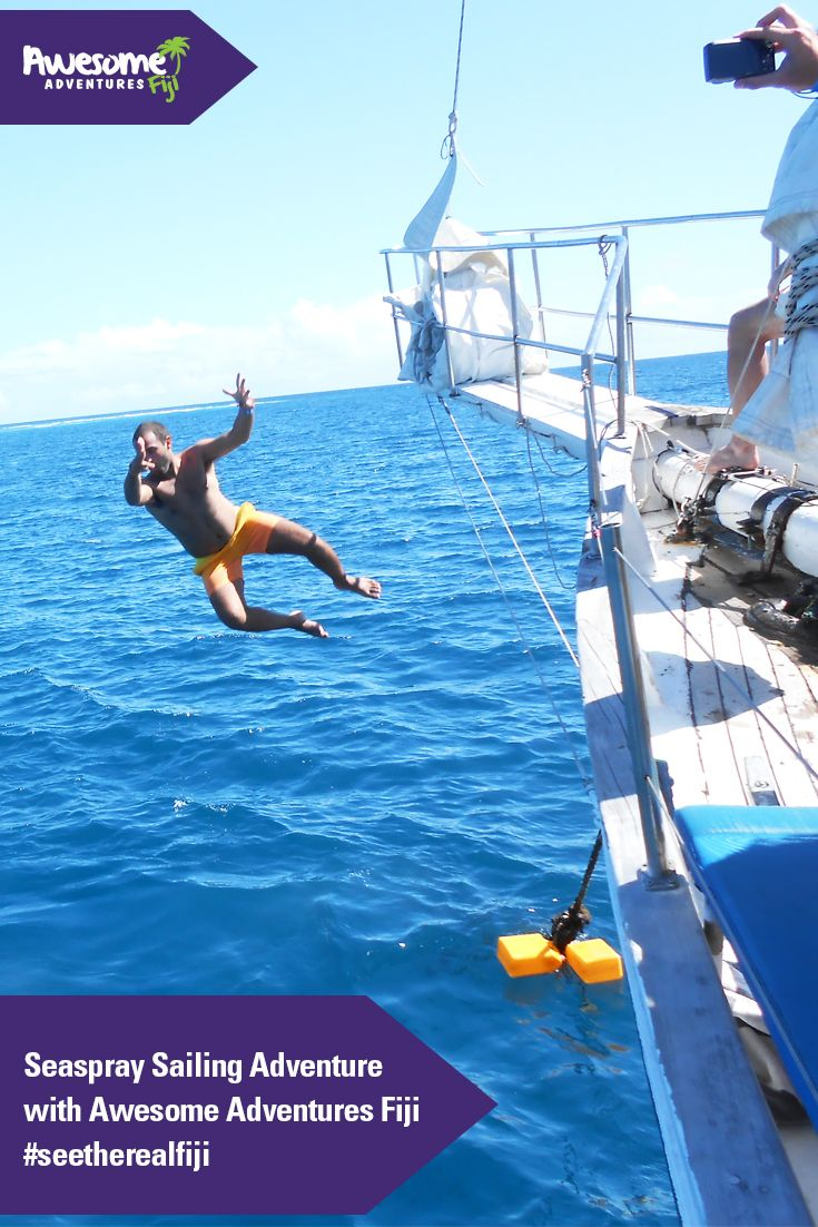 Escape with #Awesome #Adventures #Fiji and see the real Fiji. We provide #accommodation, #island #hopping, #activities and #transport in Fiji's #BEAUTIFUL #Yasawa #islands. The #Seaspray #Sailing Adventure is just one of the highlights. #seetherealfiji #vacation #holiday #ideas