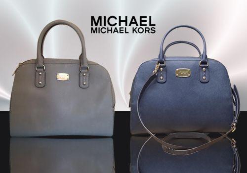 Δερμάτινη τσάντα Michael Kors σε σχέδιο βαλιτσάκι σε 2 νέα χρώματα Μόνο με 199,00€