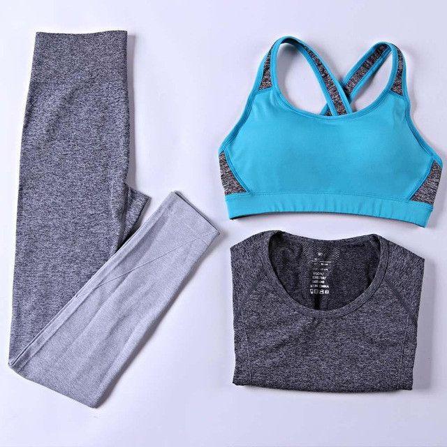 B.BANG Women Sport Yoga Sets Fitness Elasitic Sportswear Sets for Gym Running Jogging Bodybuilding Suits Woman Yoga Clothing