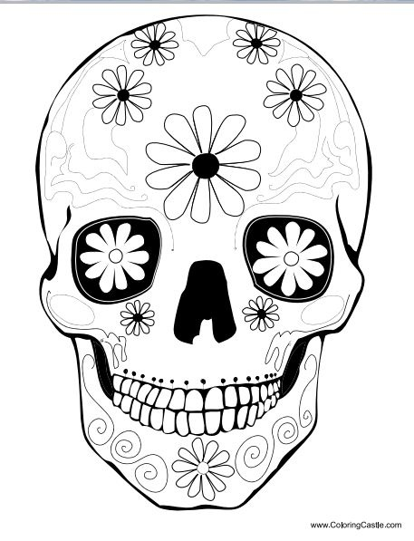 82 best other images on Pinterest | Skull tattoos, Skulls and Tattoo ...