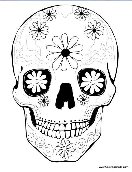 82 best other images on Pinterest | Skull tattoos, Skulls and ...