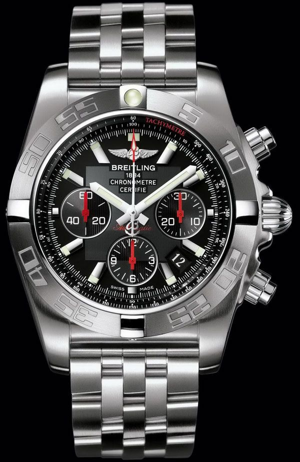 Breitling Chronomat 44 Limited Edition US Veterans Tribute
