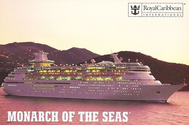 monarch of the seas - Royal Caribbean