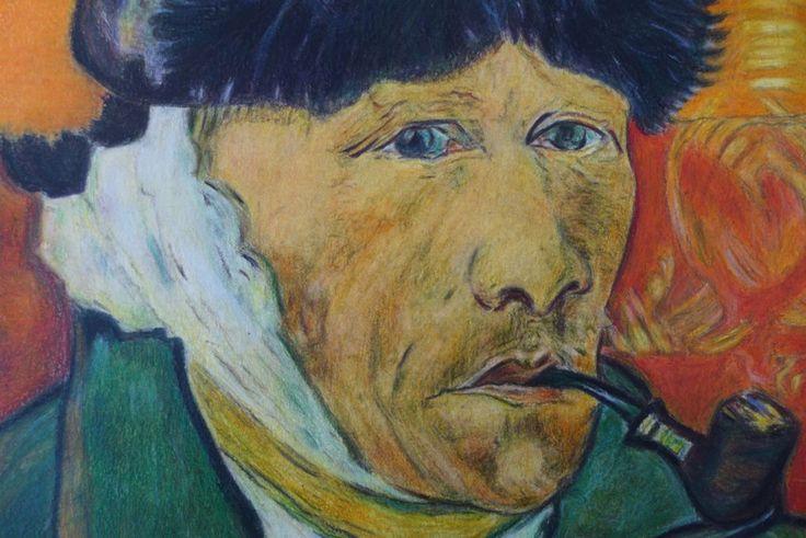 Van Gogh al borde de la locura en el museo del pintor - http://www.absolutholanda.com/van-gogh-al-borde-de-la-locura-en-el-museo-del-pintor/