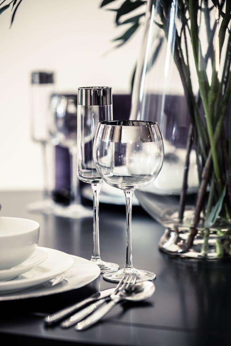 Les Arts de la table, un savoir-faire français !  Retrouvez les composantes essentielles de la table française. #art #de #la #table #française #vaisselle #repas #moderne #bambou #déco #verres #design #blog #un #jour #ensemble #unjourensemble
