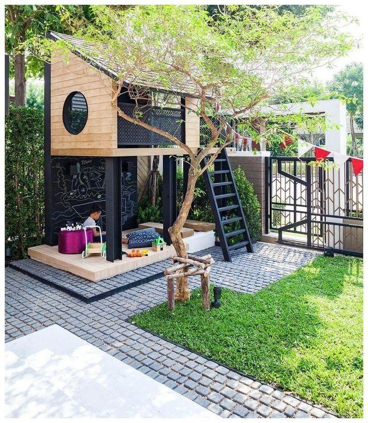 48 Kleine Gartengestaltungsideen 33 Kinder Blog Backyard Landscaping Backyard Backyardlandsc In 2020 Backyard Small Backyard Landscaping Backyard Patio Designs