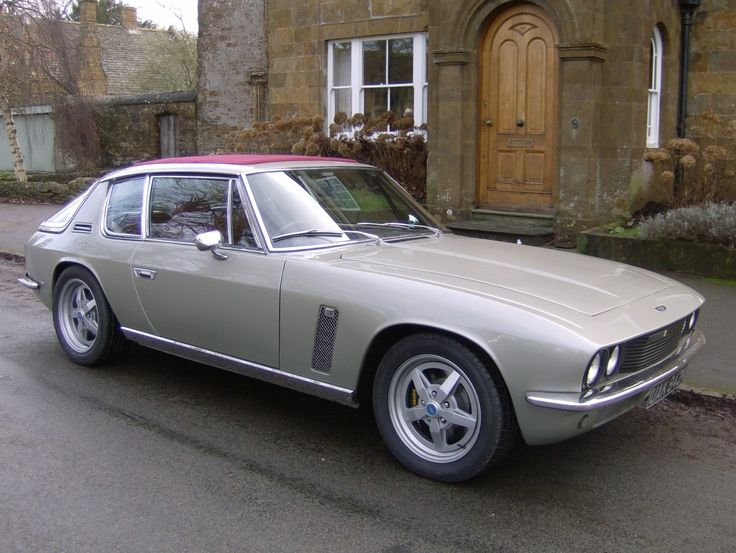 2015 - Jensen Interceptor by Jensen International - http://www.jensen-sales.com/general-gallery/