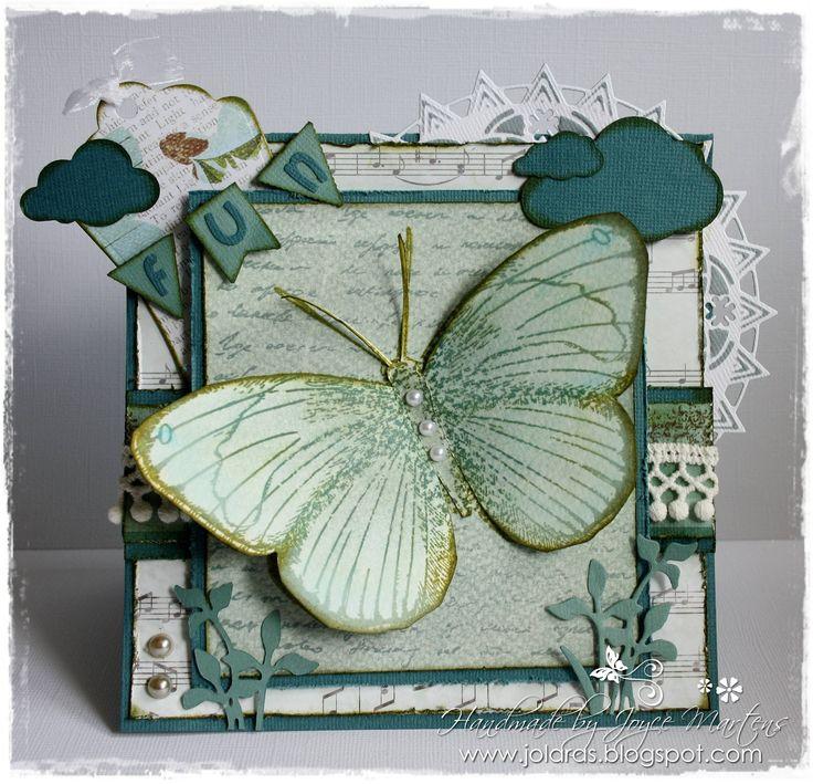 6002/0199 Noor! Design Stans Wolkjes door Joyce Martens