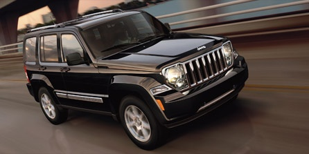 Jeep Liberty! I want this car SO bad