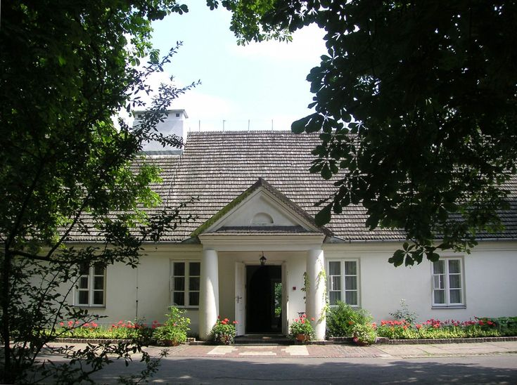 Polish manor house - house of Chopin