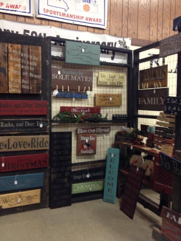 25 b sta craft show booths id erna p pinterest craft for How to set up a booth at a craft show